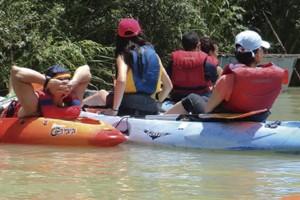 Kayak Guadalquivir